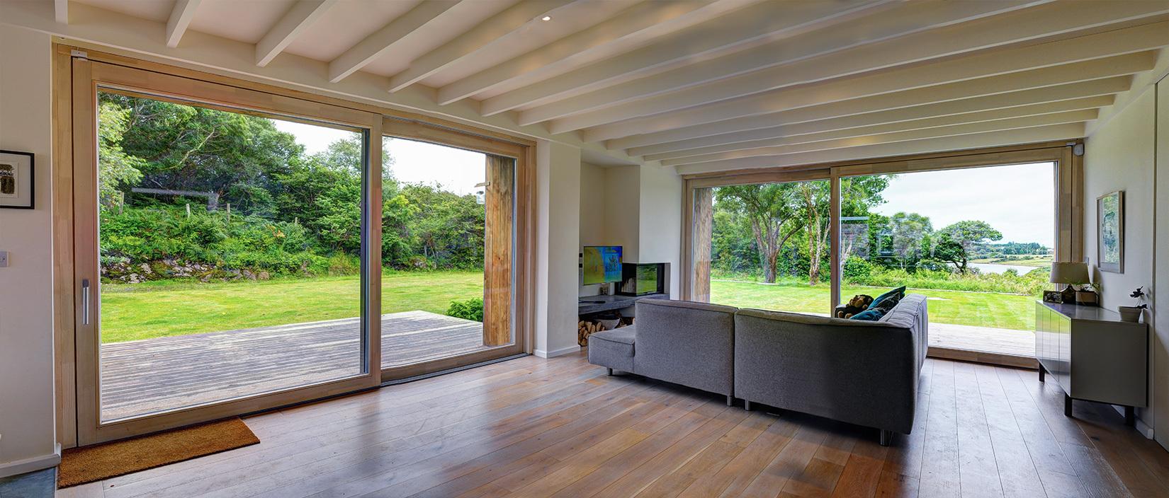 Accoya wonder wood for windows